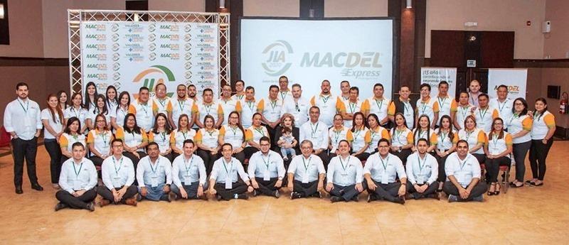 «Macdel Express», Celebra Convención Anual