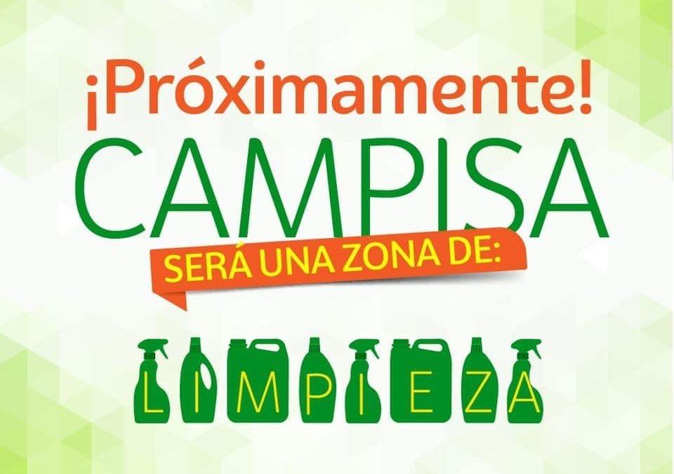 Próxima apertura Macdel Express Campisa