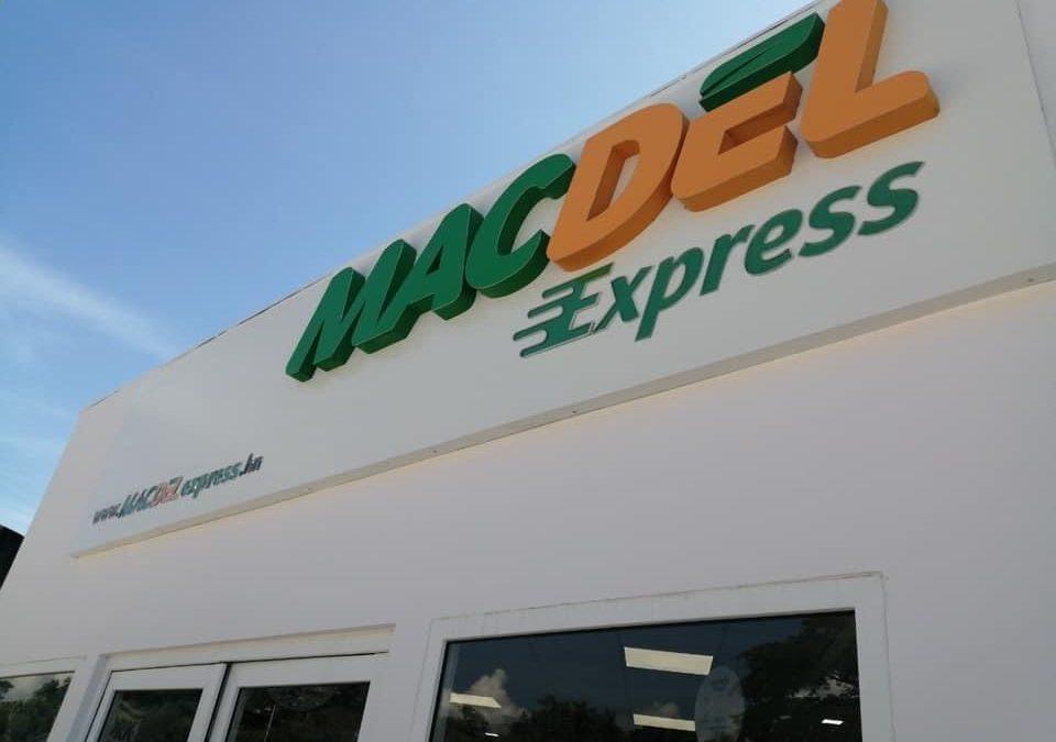 ¡Asi fue la Apertura de la Nueva Tienda Macdel Express en Campisa, San Pedro Sula!